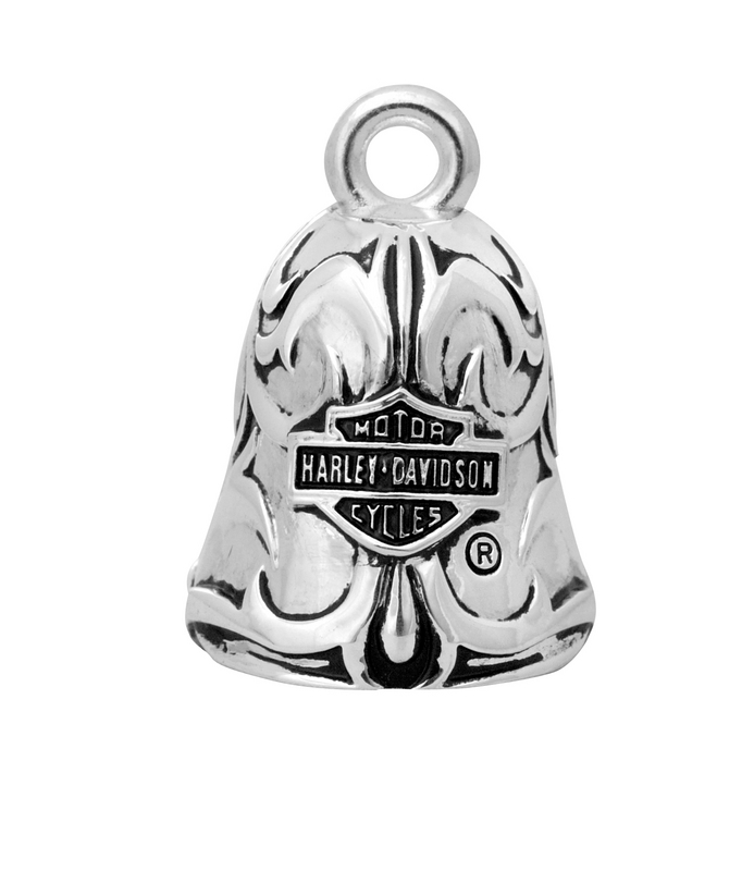 Harley-Davidson® Vintage Rebel Filigree Ride Bell