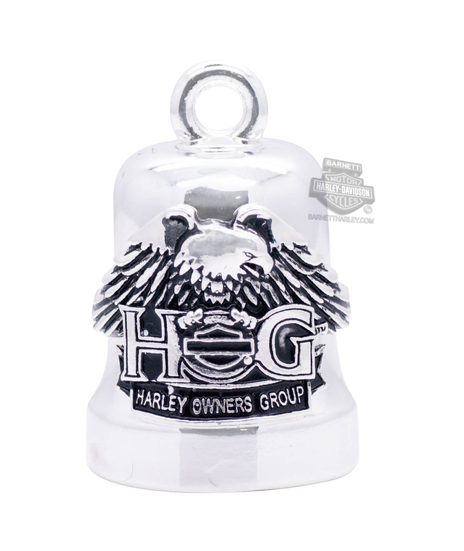 Harley-Davidson® Mens H-D HOG® Ride Bell by Mod Jewelry®