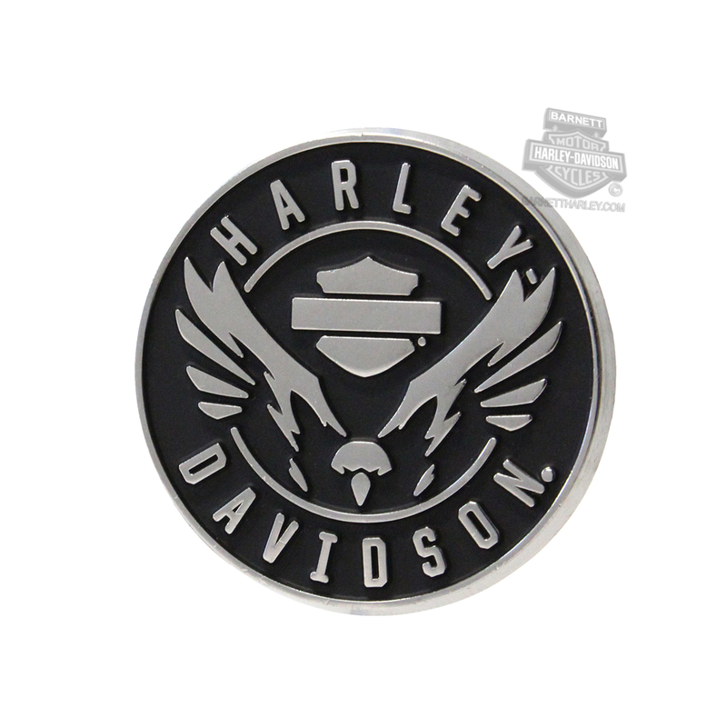 Harley-Davidson® Velocity Eagle 2D Die Cast Pin