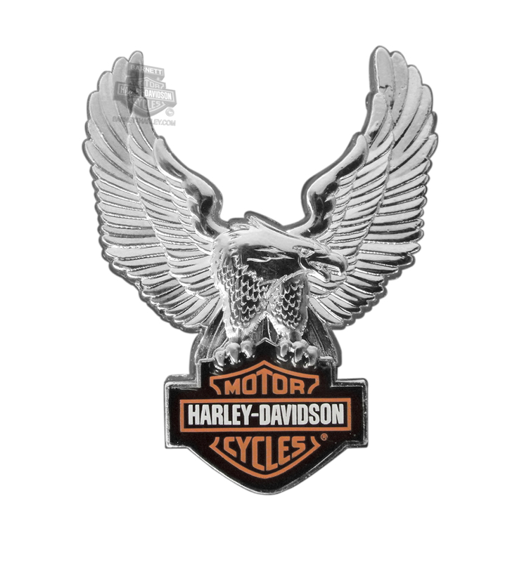 Harley-Davidson® Upwing Eagle Pin