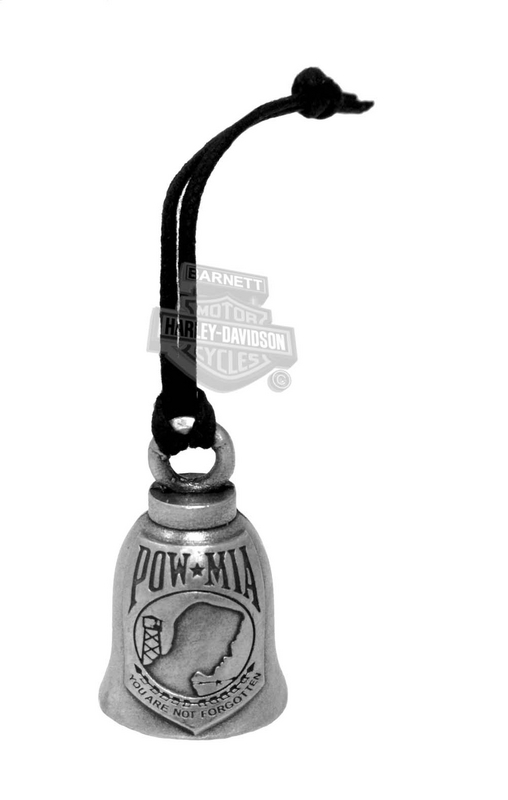Pow - Mia Pewter Riding Bell