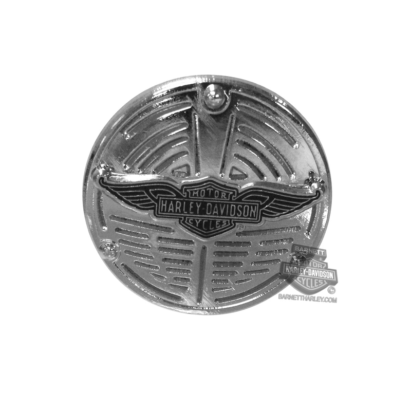 Harley-Davidson® H-D Wings with B&S 3D Round Pin