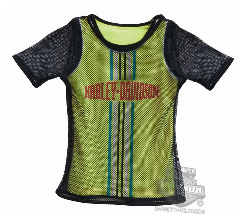 Barnett Harley Davidson Kids Girls Shirts