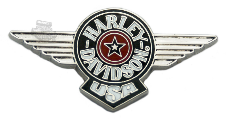 Harley-Davidson® Pin Fat Boy Logo