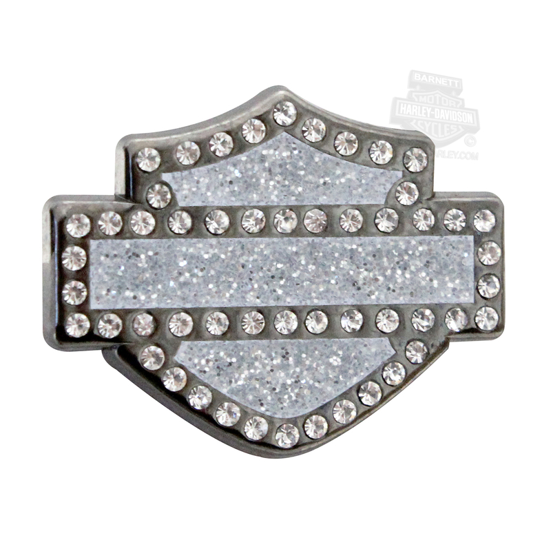 Harley-Davidson® Pin Bling B&S
