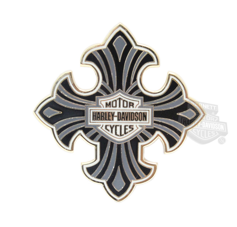 Harley-Davidson® Pin H-D Cross
