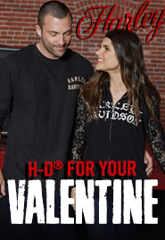 Barnett Harley-Davidson Valentine 2017 Collection