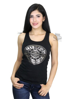 Women's Sleeveless Shirts
