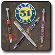 Retro 51 Writing Pens