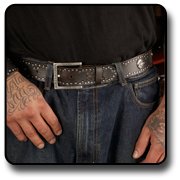 Mens Belts by LODIS