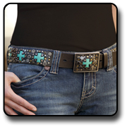 Womens Belts by LODIS