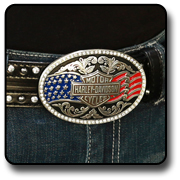 Womens Buckles by LODIS