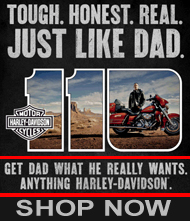 Barnett Harley-Davidson 2013 Father's Day